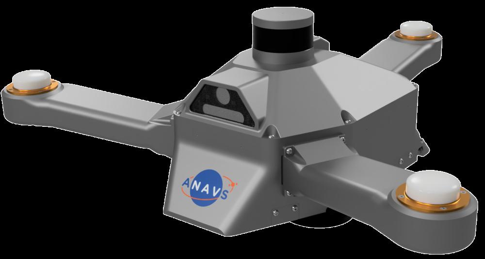 ANavS Integrated Sensor Platform (ISP)