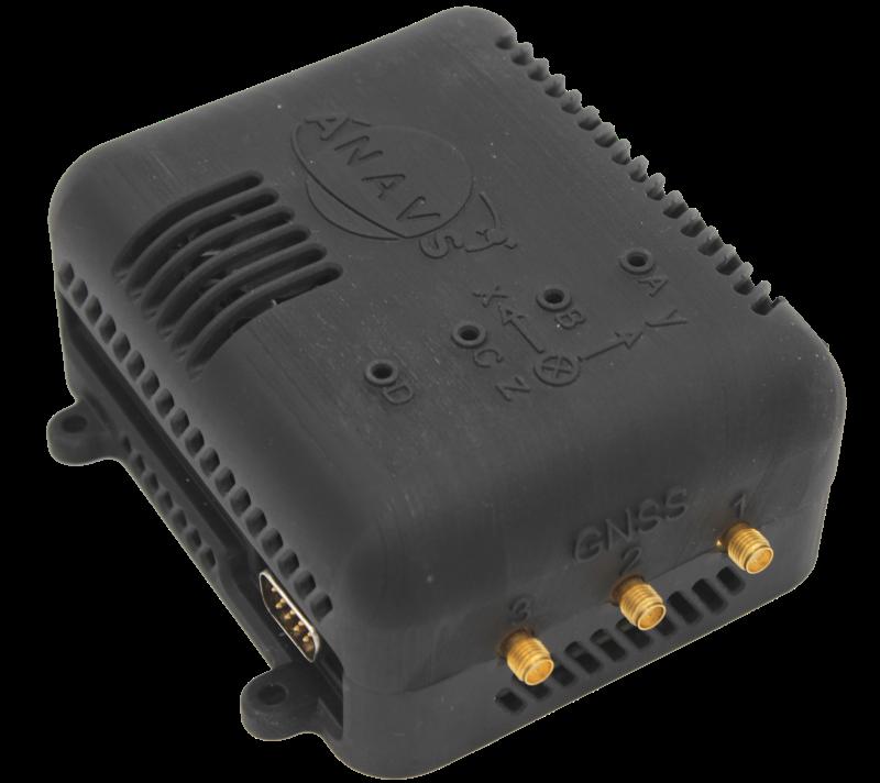 ANavS Multi-Sensor RTK module 3D printed