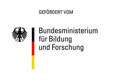 Logo - gefördert vom Bundesministerium für Bildung und Forschung